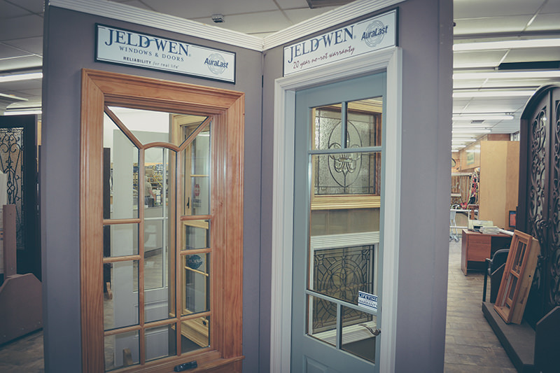 JELD-WEN Window Display